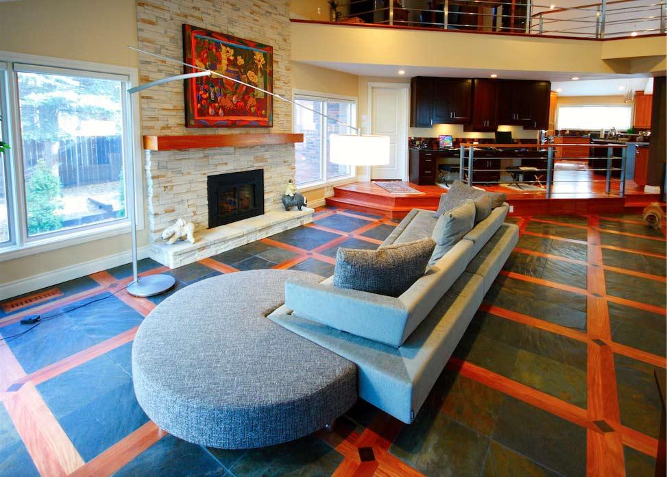 Awesome home design edmonton gallery decorating design for Interior design edmonton